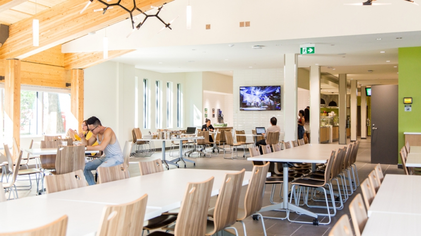 With our platform, you can set a dining hall to accept reservations through the app. This allows campuses to accommodate social distancing by setting a max occupancy with pre-determined periods. Students would make a reservation in the dining hall through the app, whereby you could accept payment or simply take the booking without payment.